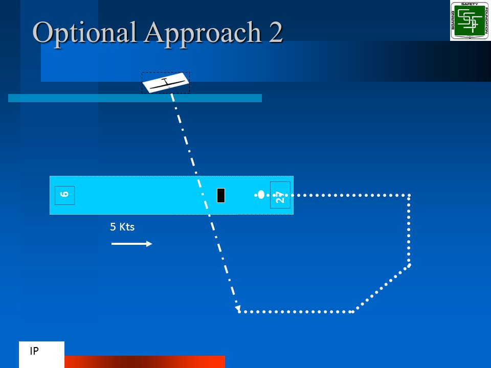 27 9 Optional Approach 2 5 Kts IP
