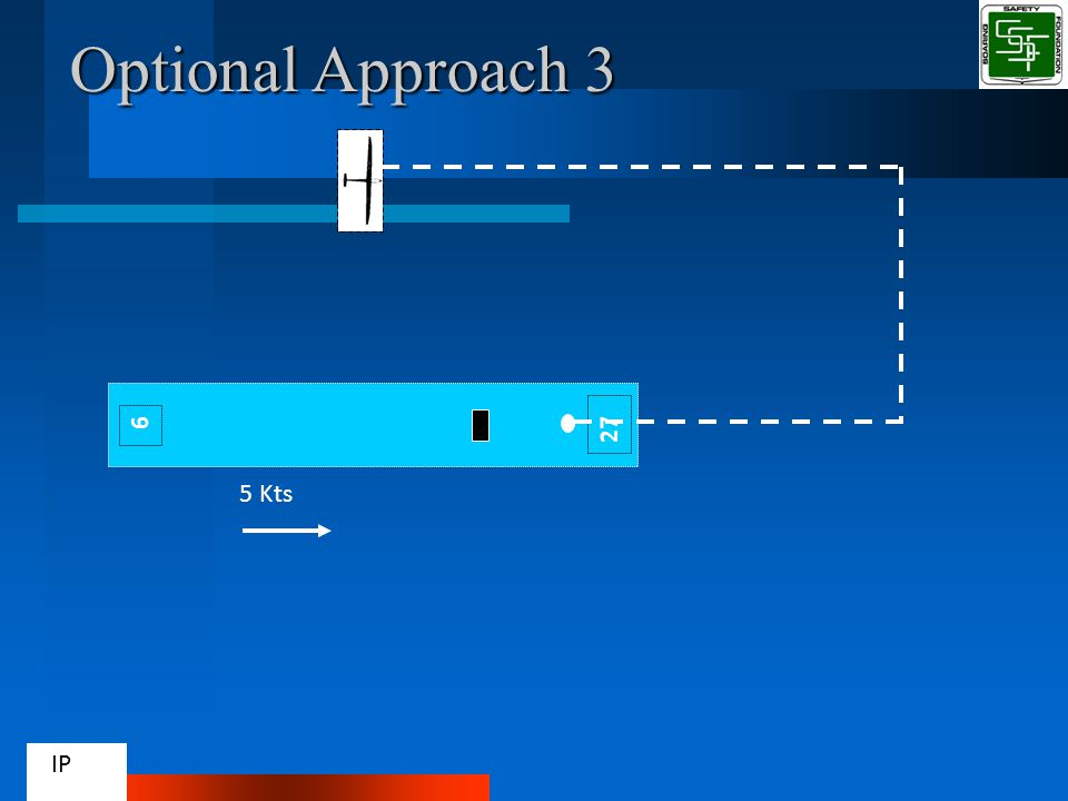 27 9 Optional Approach 3 5 Kts IP