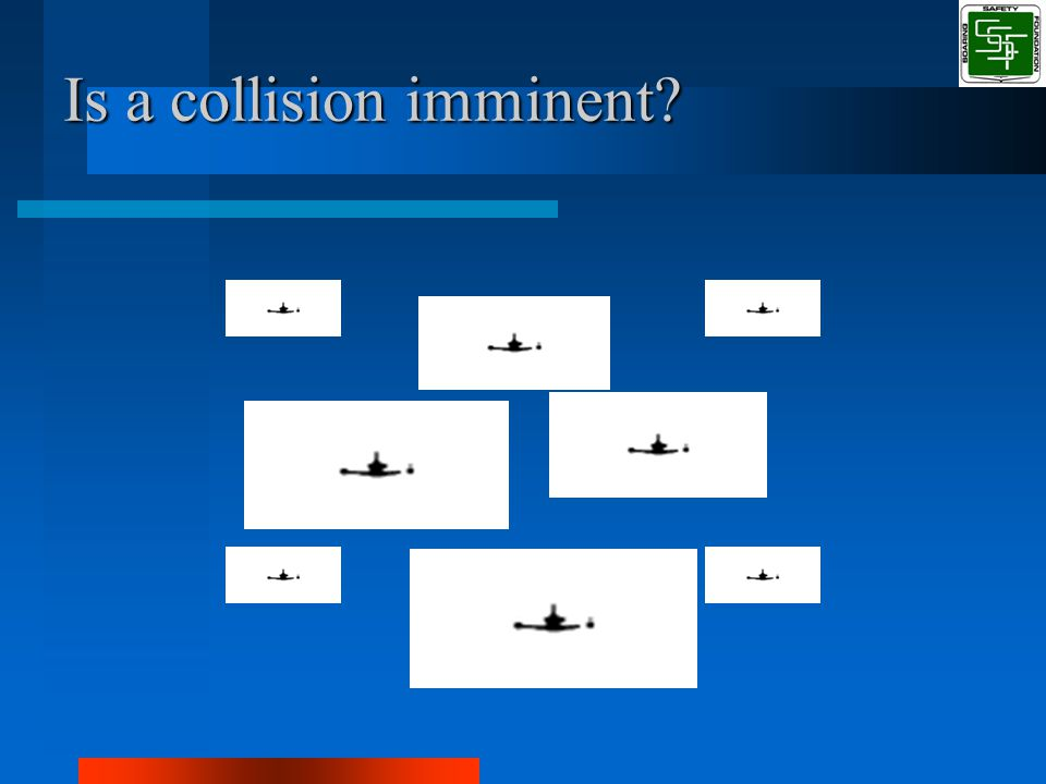 Is a collision imminent