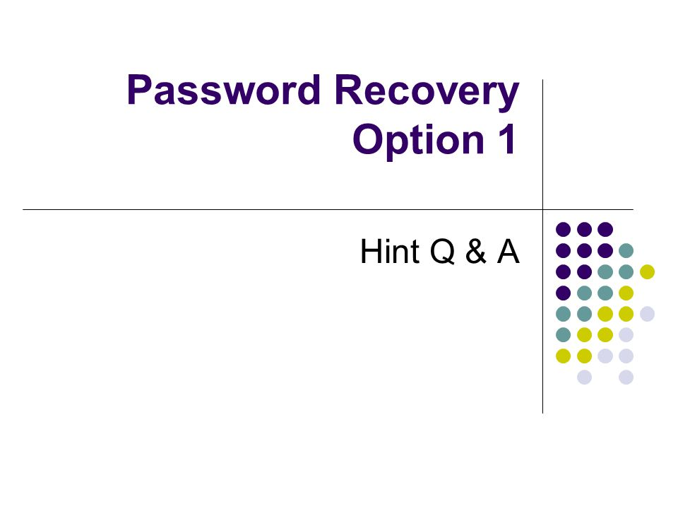 Email – New Password Provide and Retype a new password containing a combination of at least 6 letters and numbers Click the 'Reset Password' button to complete the recovery process