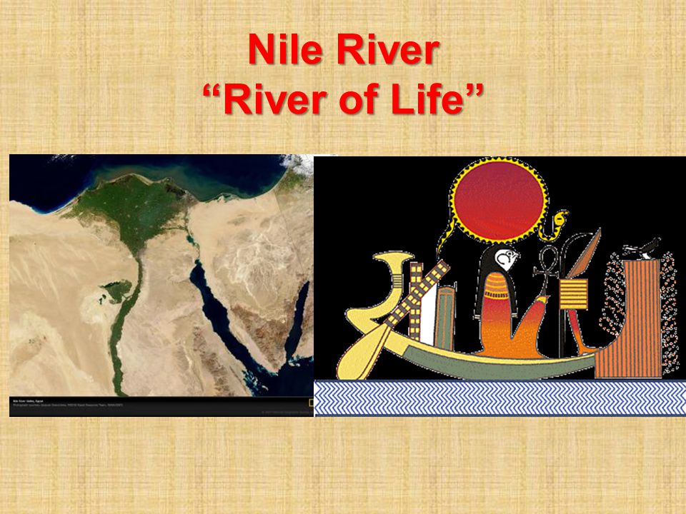 Nile River River of Life