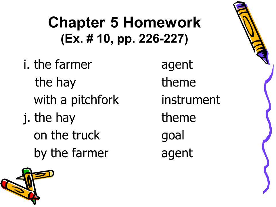 Chapter 5 Homework (Ex.# 17, pp. 228-229) d.