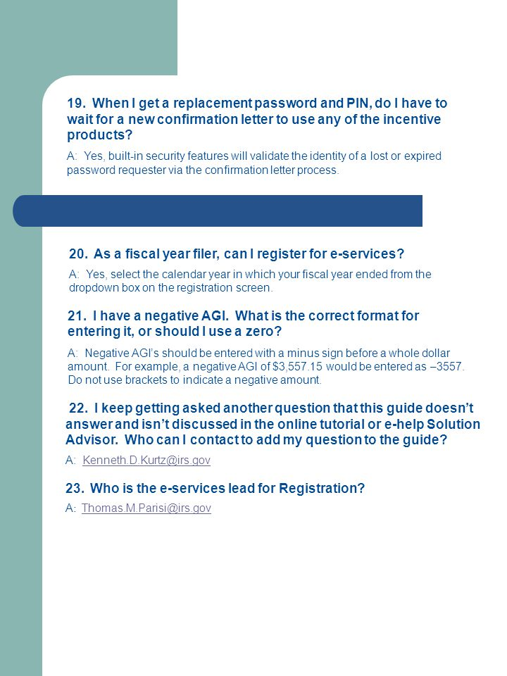 22. I keep getting asked another question that this guide doesn't answer and isn't discussed in the online tutorial or e-help Solution Advisor. Who ca