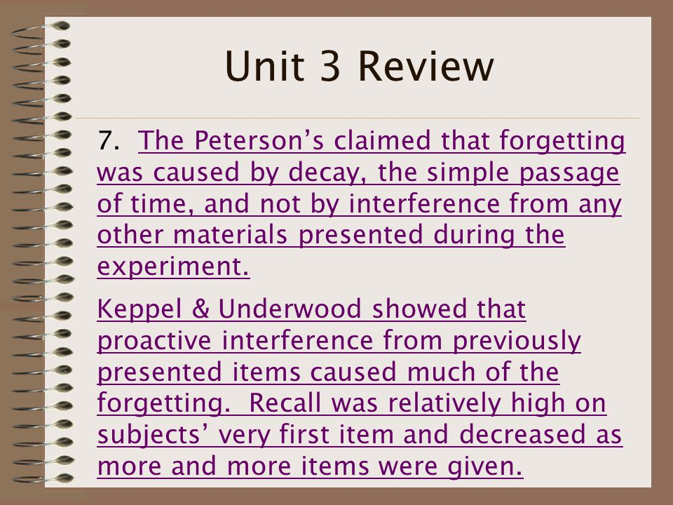 Unit 3 Review 7.