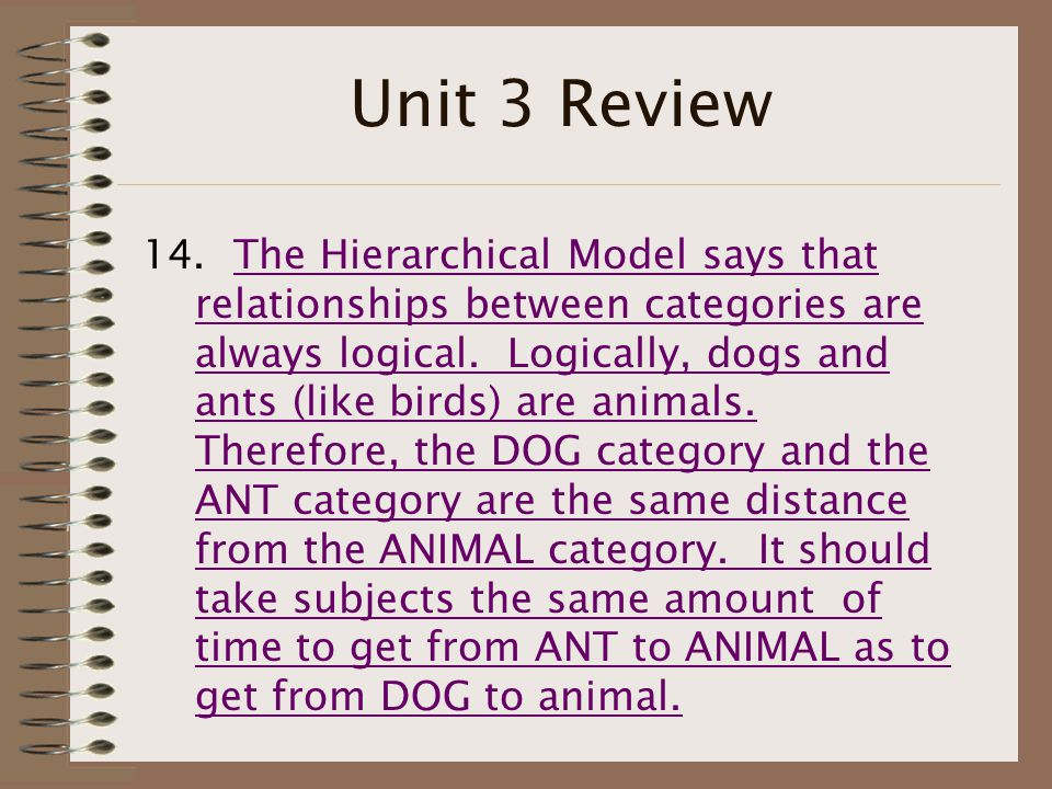Unit 3 Review 14.