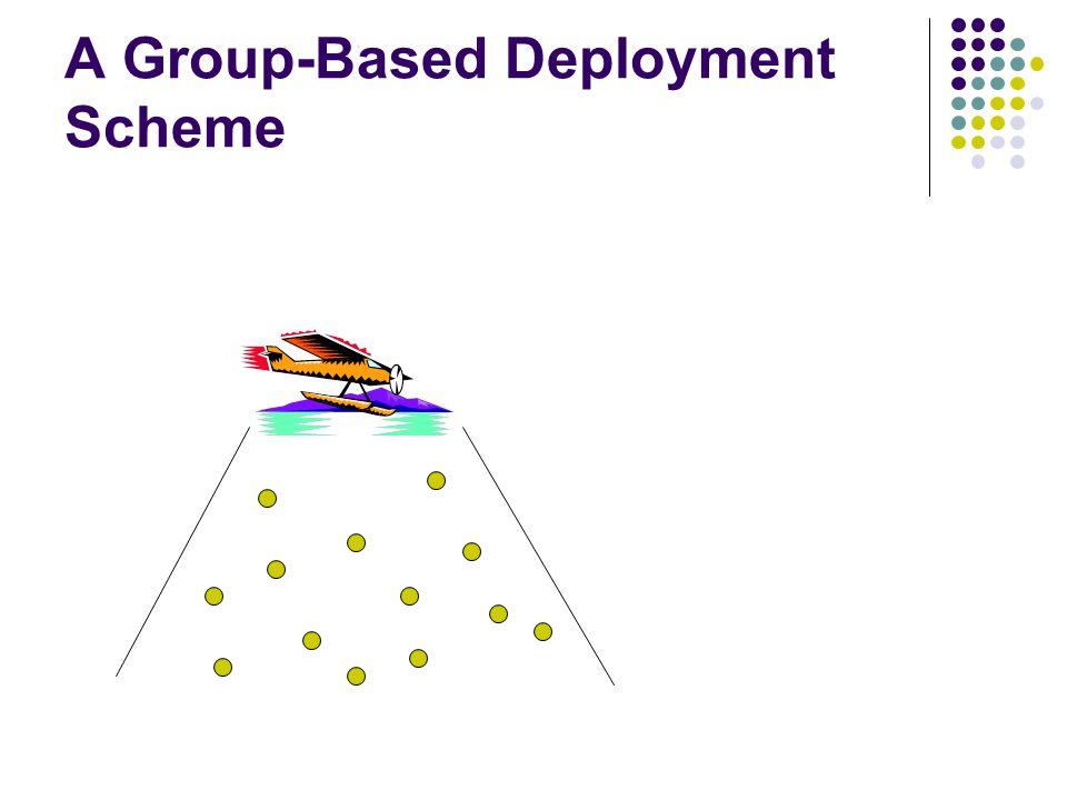 A Group-Based Deployment Scheme