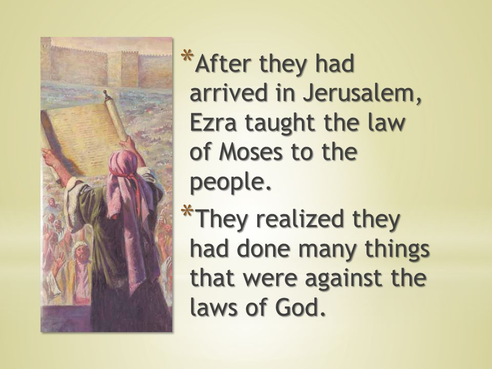 *E*E*E*Ezra was also given treasures for the temple.