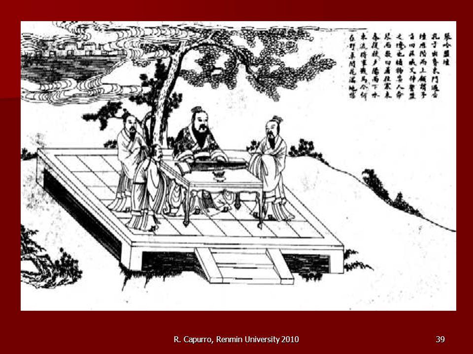 R. Capurro, Renmin University 201039