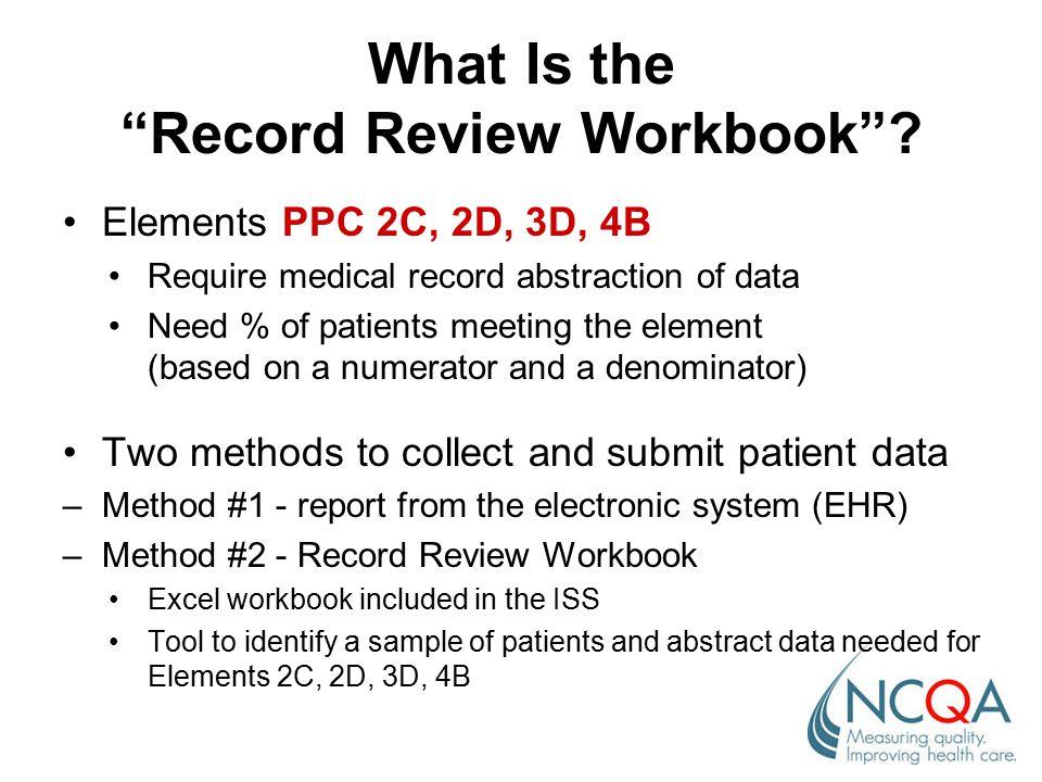 Using The Workbook 1.Find Workbook in Survey Tool 2.