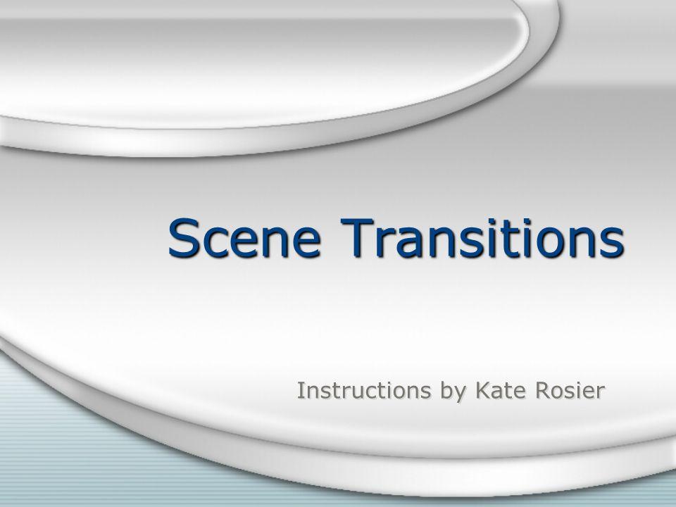 Important Areas to Scene Changing World, Camera, Scenes: create new scene, Scenes: current scenes