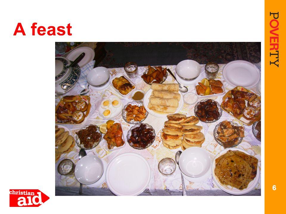 A feast 6