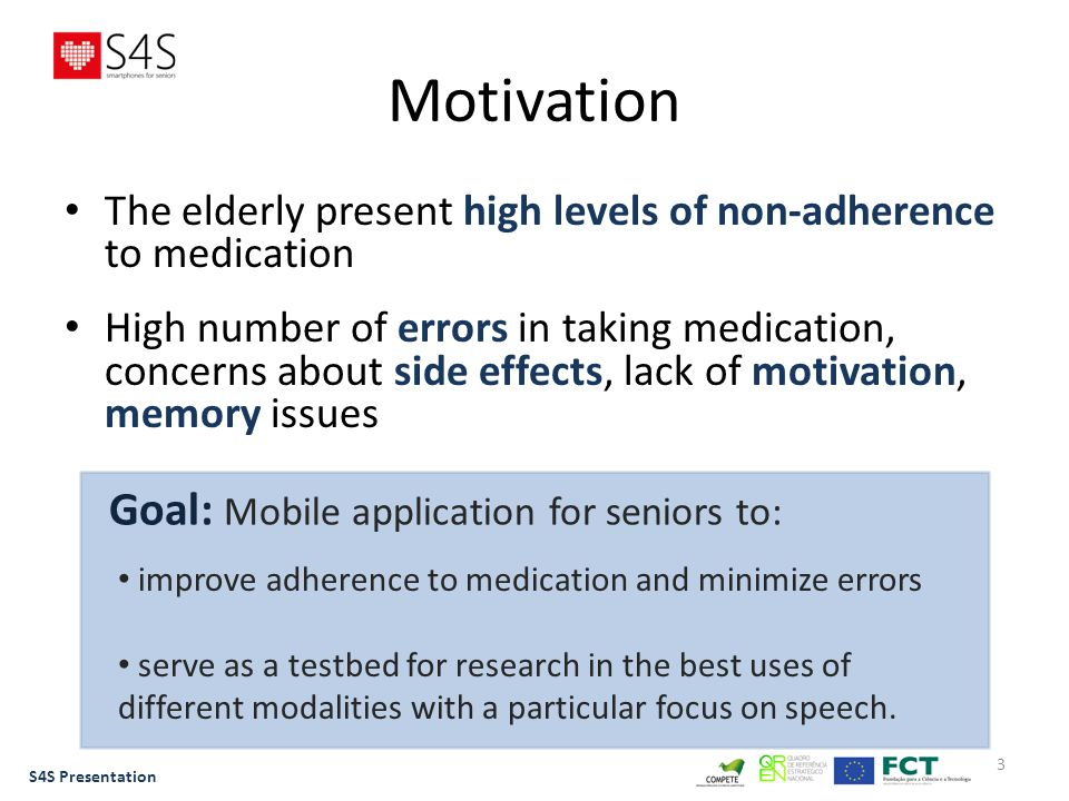 14 Further work Improve zoom adaption algorithm and add it to more views Implement the dark mode of the application Improve the auto voice detect algorithm Improve the speech interaction Improve how to use features Add features – Auto adaptable help system – Advice for more daily problems about medication intake S4S Presentation
