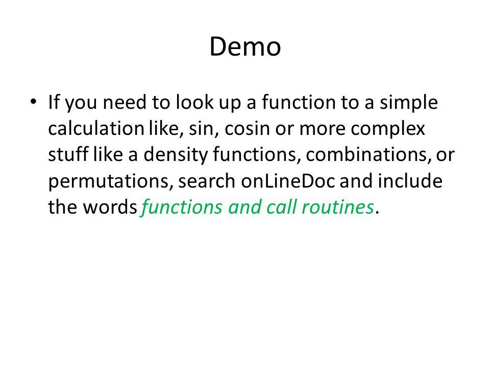 Explore the Excel Tutorial The class website has the REDCap Data Dictionary Demo File.