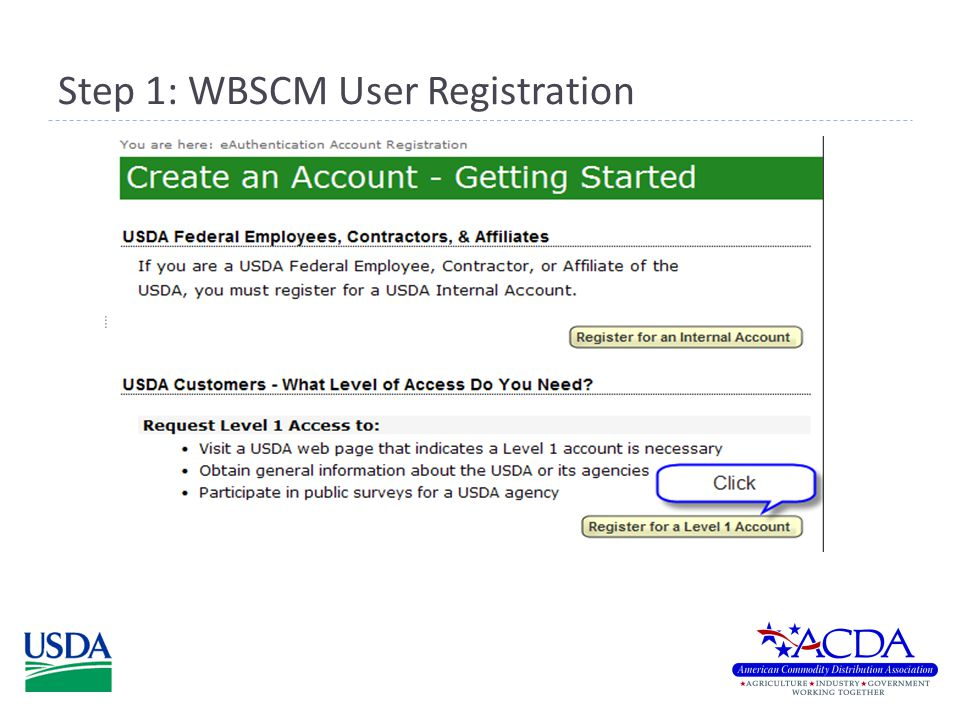 Reporting - WBSCM Reports (SDA Reports) Link: http://www.fns.usda.gov/fdd/WBSCM/WBSCMfiles/CrossWalks/EC OSvsWBSCMcrosswalk.pdf http://www.fns.usda.gov/fdd/WBSCM/WBSCMfiles/CrossWalks/EC OSvsWBSCMcrosswalk.pdf