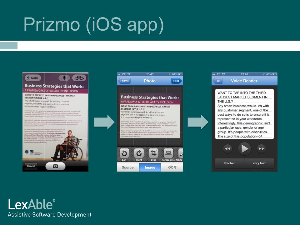 Prizmo (iOS app)