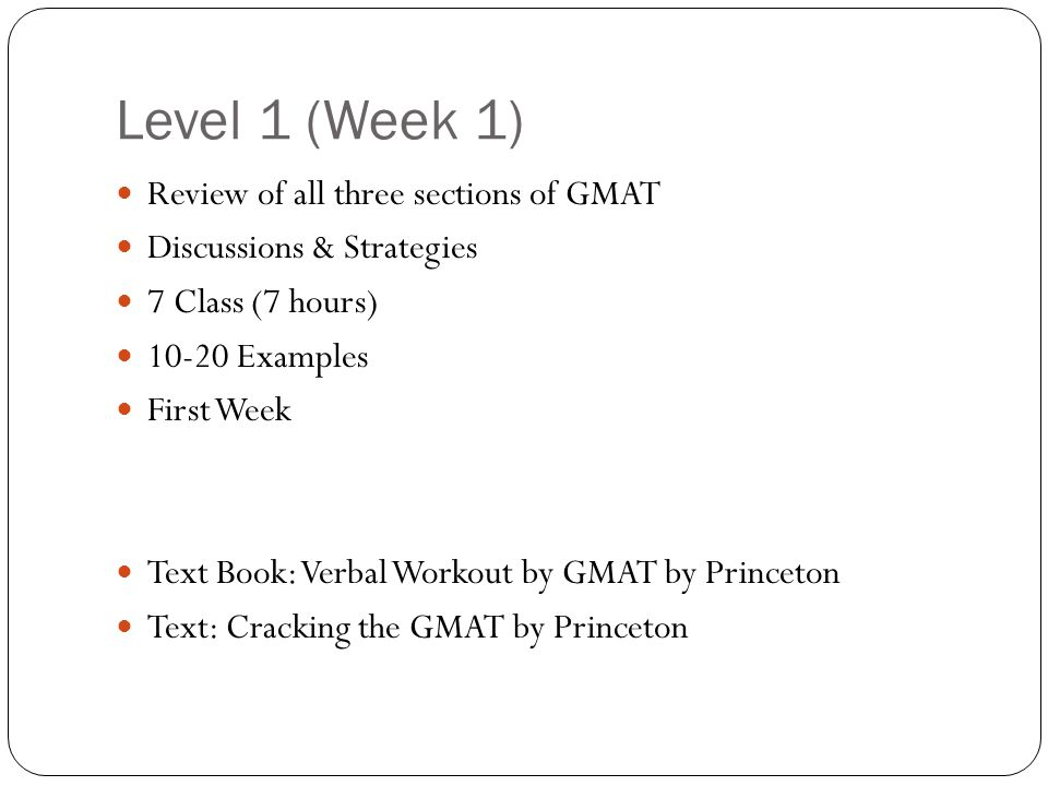 GMAT English It's own logic Different from what you hear and speak sometimes Remember it's not English it's GMAT English So Learn GMAT English!