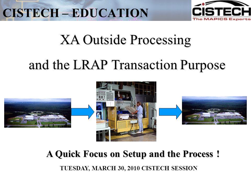 Process the PCC OP Txns .
