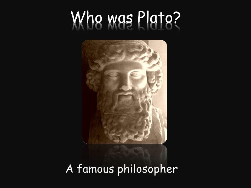A famous philosopher