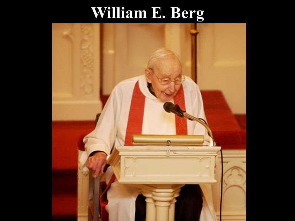 William E. Berg