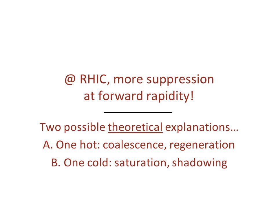 3.p T broadening @ RHIC . vs N part .
