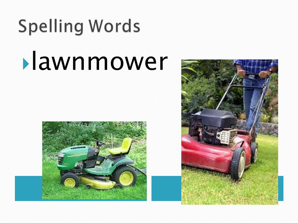  lawnmower
