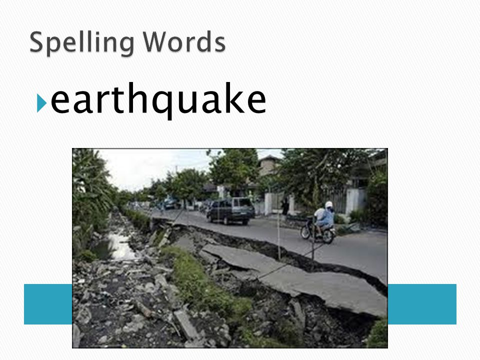  earthquake