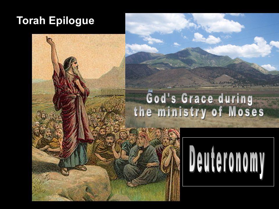 Torah Epilogue