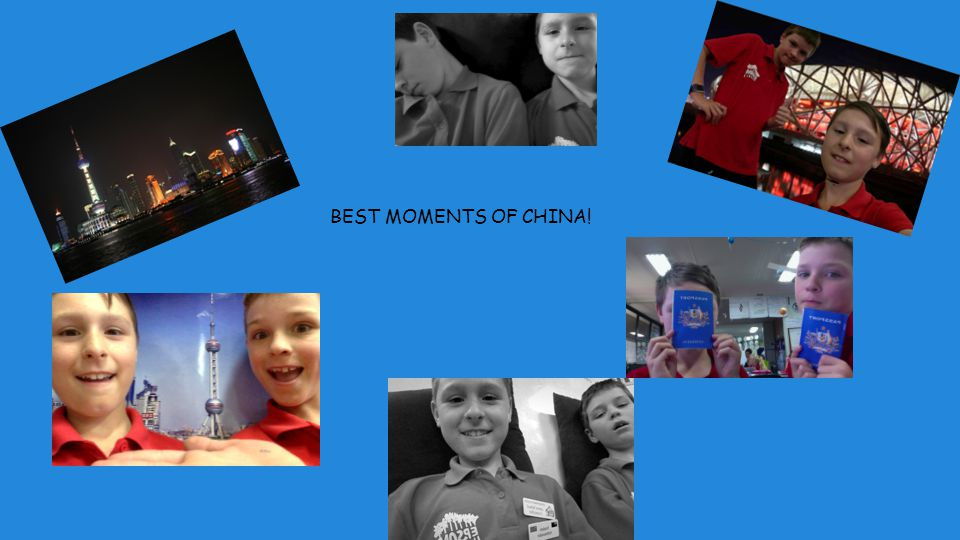 BEST MOMENTS OF CHINA!