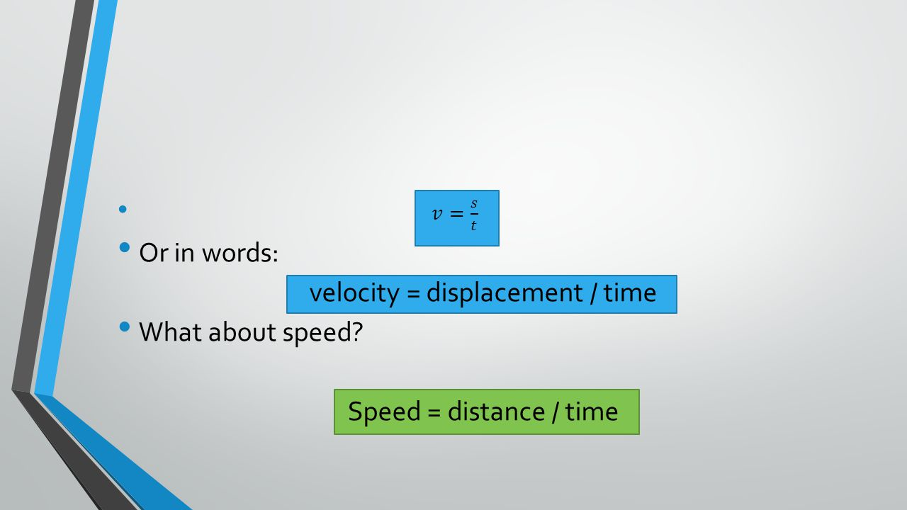 Food for thought… How can you go 200 mph in a 50 mph average speed check zone.