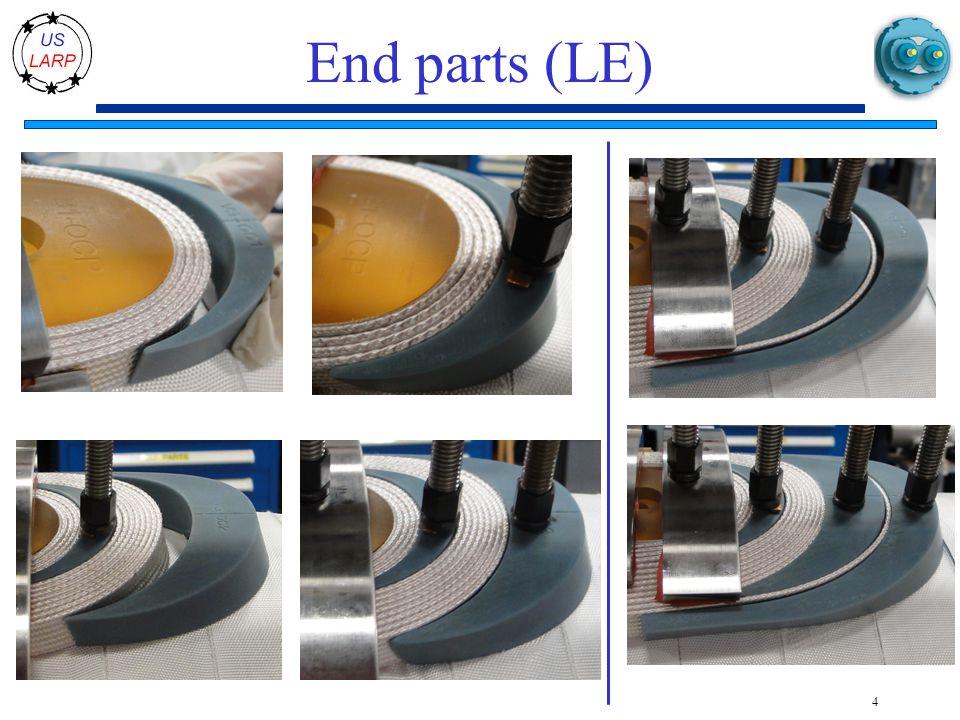 End parts (LE) 4