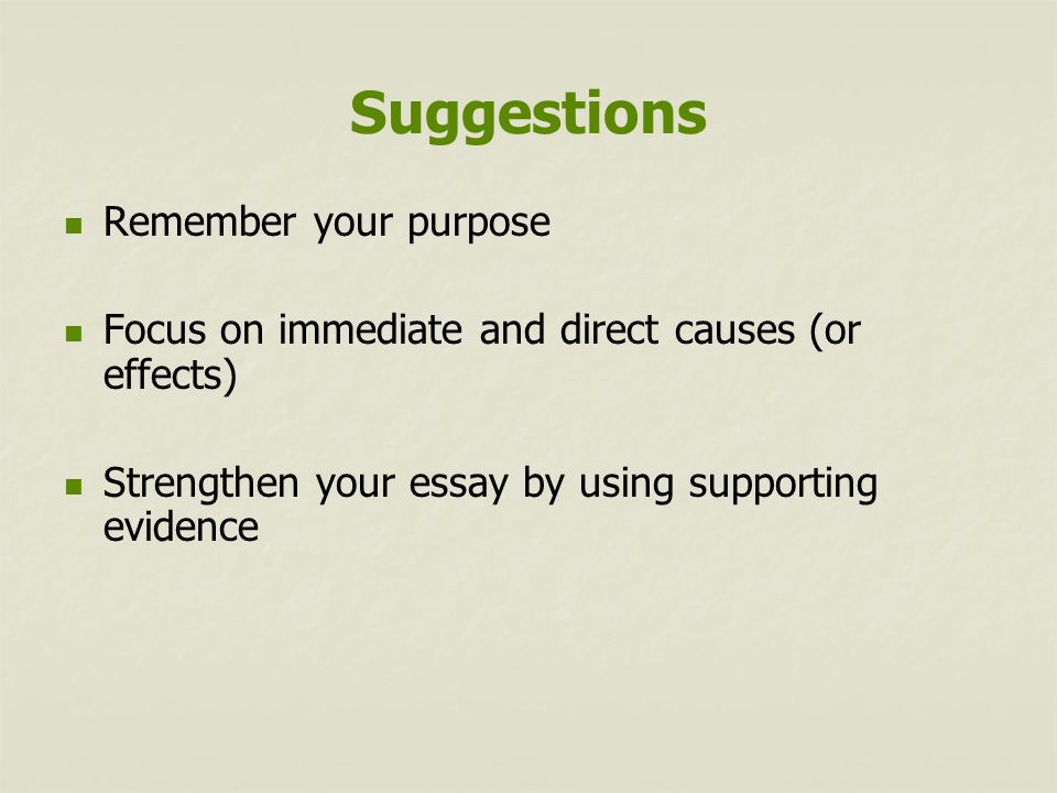 cause effect essay introduction the cause effect essay explains  17 my