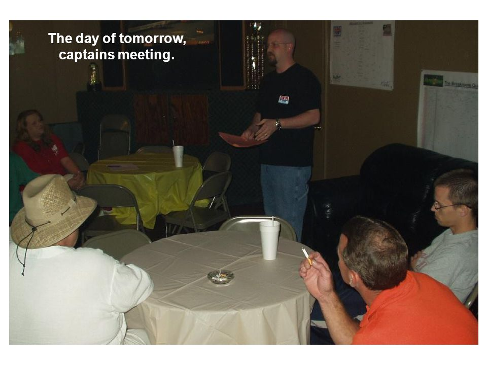 The day before tomorrow, talk to the hand PG, from WP.