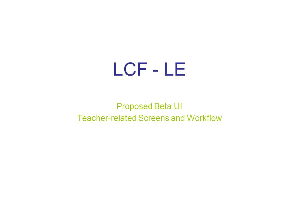 TC frame margins are indented 10 pixels 650 pixels wide Teacher Controls basic structure