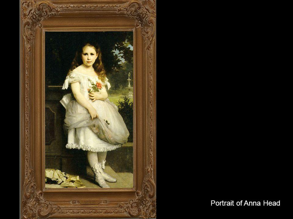 Portrait of Anna Head
