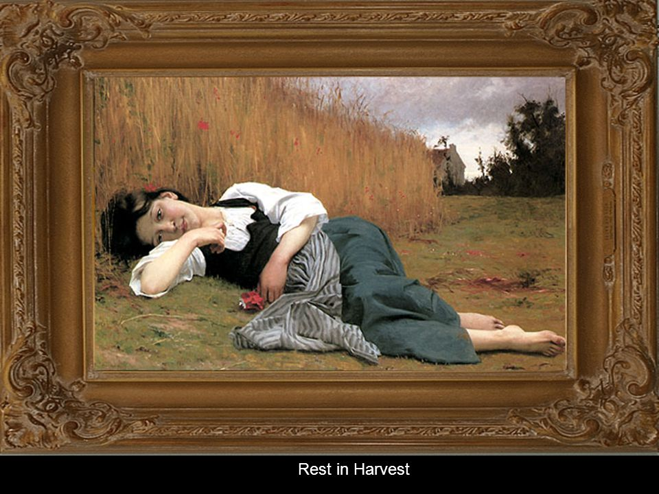 Rest in Harvest