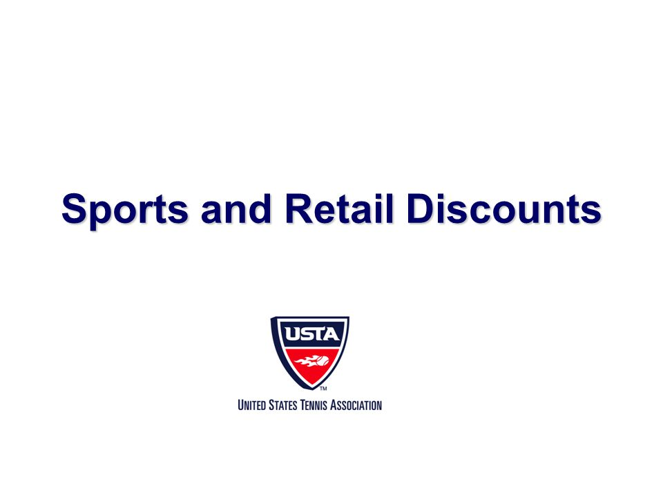 Sports and Retail Discounts