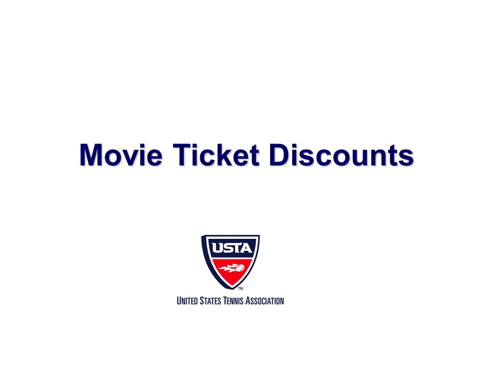 Movie Ticket Discounts
