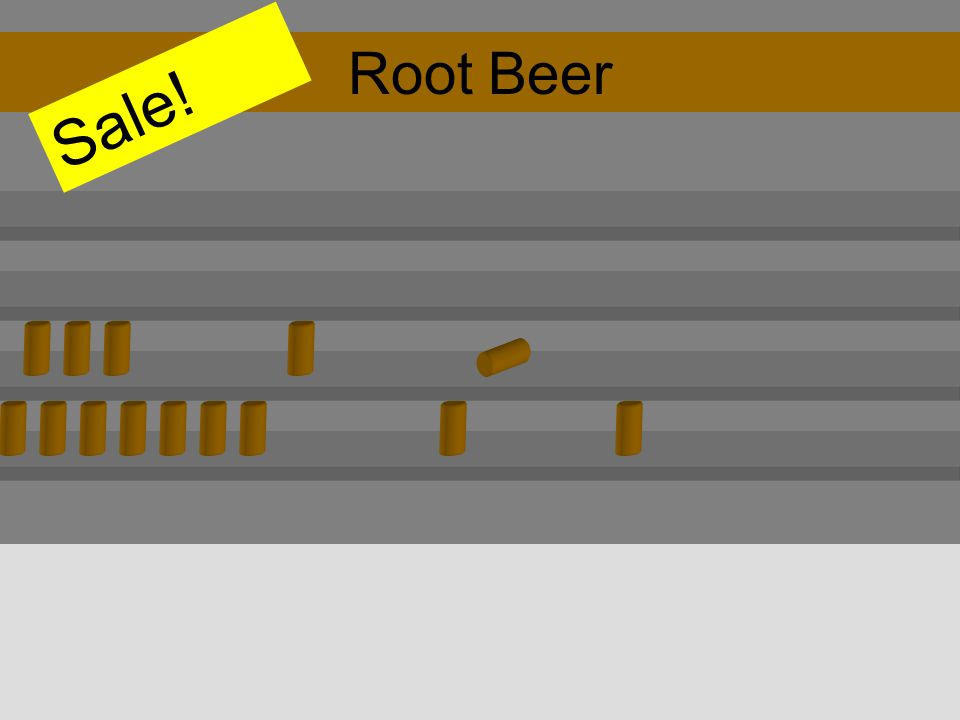 Root Beer Sale!
