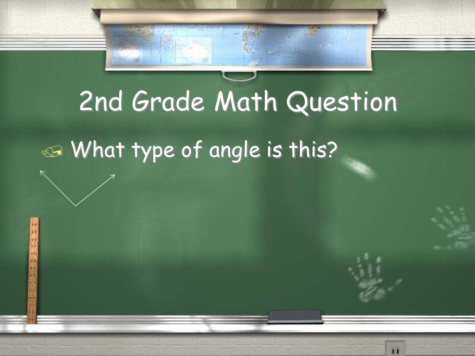 3rd Grade ELA Answer / A. Anna's