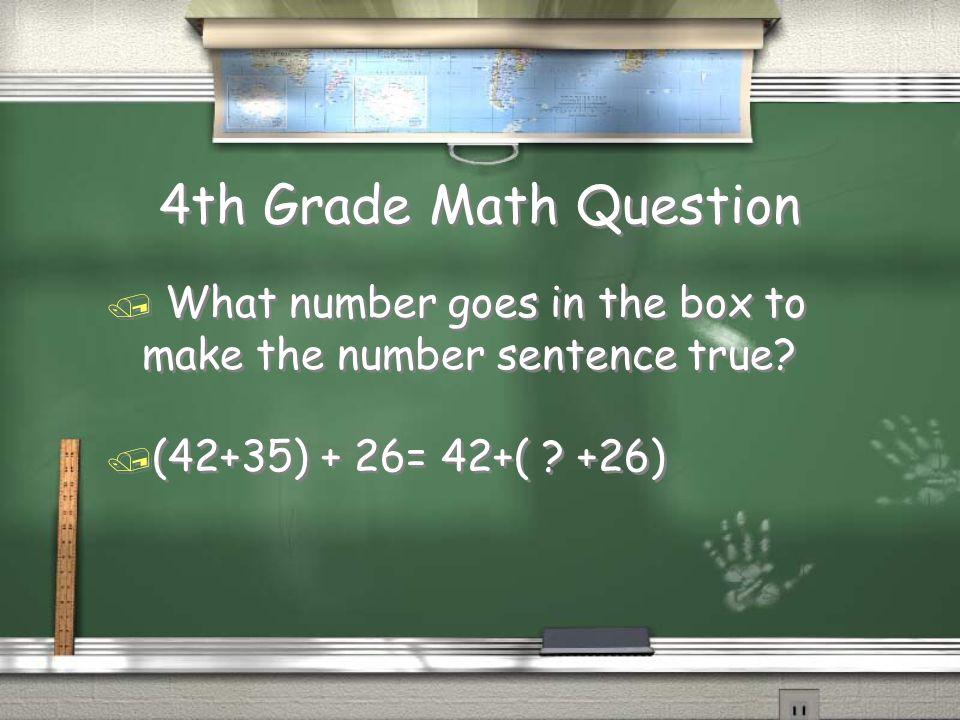 5th Grade ELA Answer / B. I forgot my homework yesterday. Return