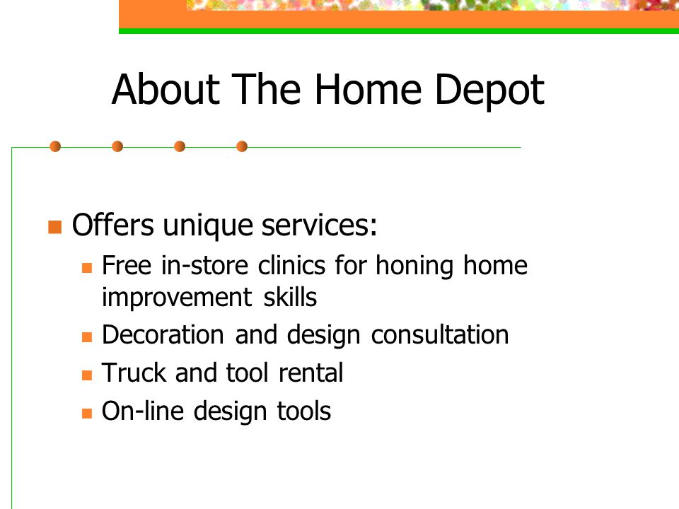 Decision Support Role Plant Guide Information on designing gardens Plants for different climates Kitchen and Bath Designer Experiment with different design options Advice on design elements is not given Behr-ColorSmart System View different color selections Expert advice on matching colors
