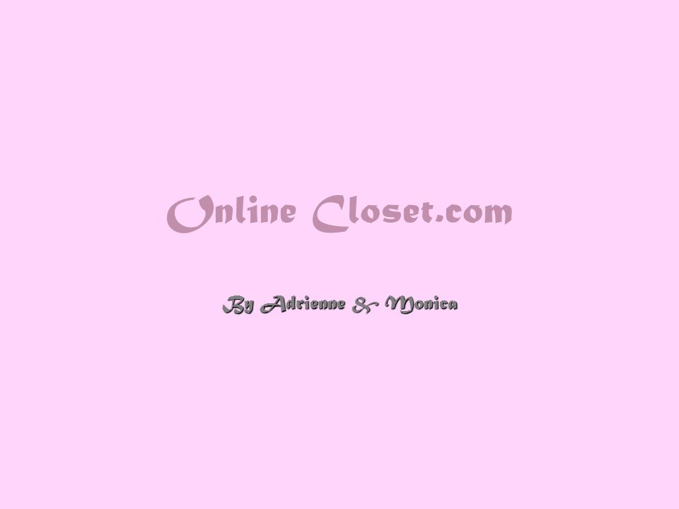 Site Design Simple and easy to navigate Colour scheme of feminine colours consistent through site to provide the same feeling throughout the site Elegant yet simplistic text that is easy to read