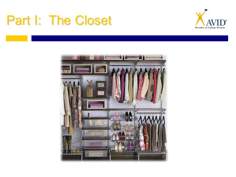 Organize Purchase an organizer to handle the small items specificChoose a specific location for all other items that will be put back into your desk.