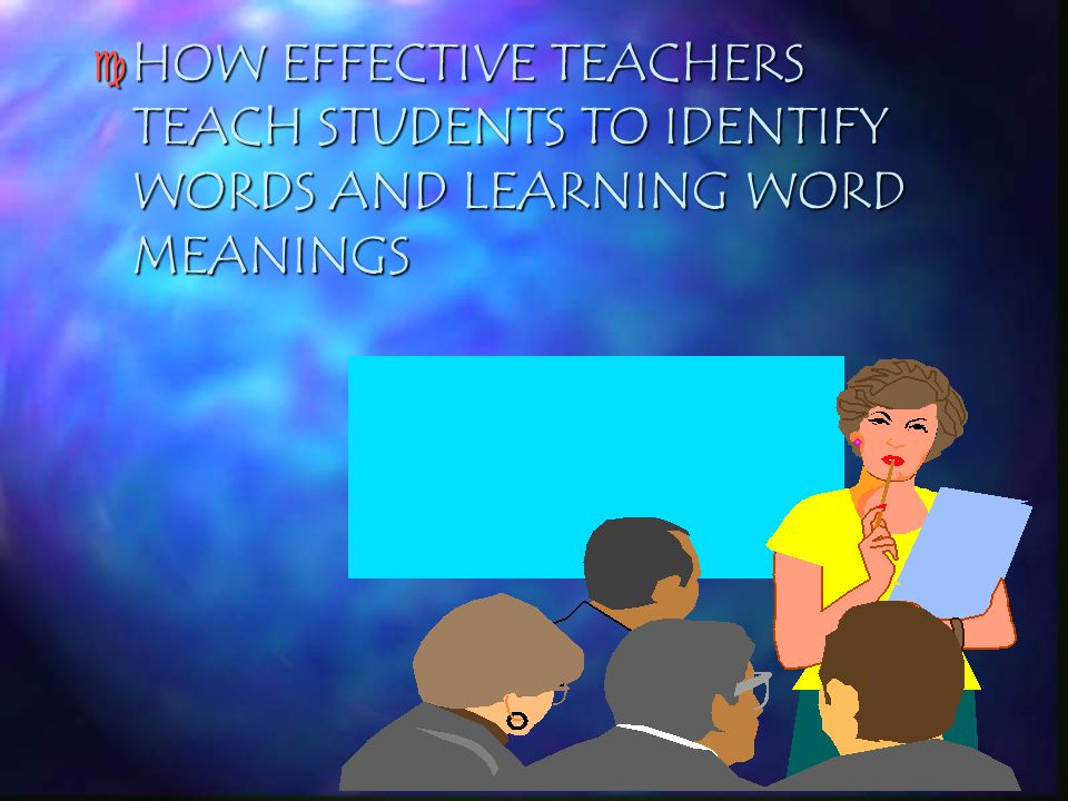 Guidelines For Vocabulary Instruction  Words to Study  Prior Knowledge  Word Walls  Choosing Words to Teach  The Four Language Arts  Vocabulary Activities  Mini Lessons  Wide Reading  Dictionaries and Reference Books