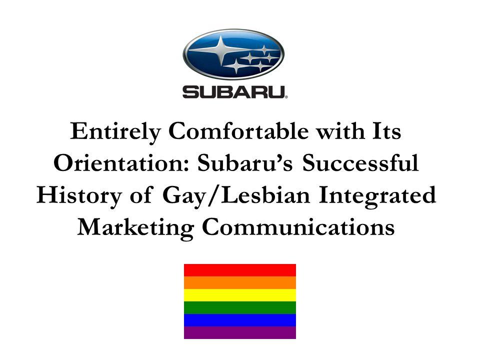 Comparing Subaru & Ford Japanese vs.