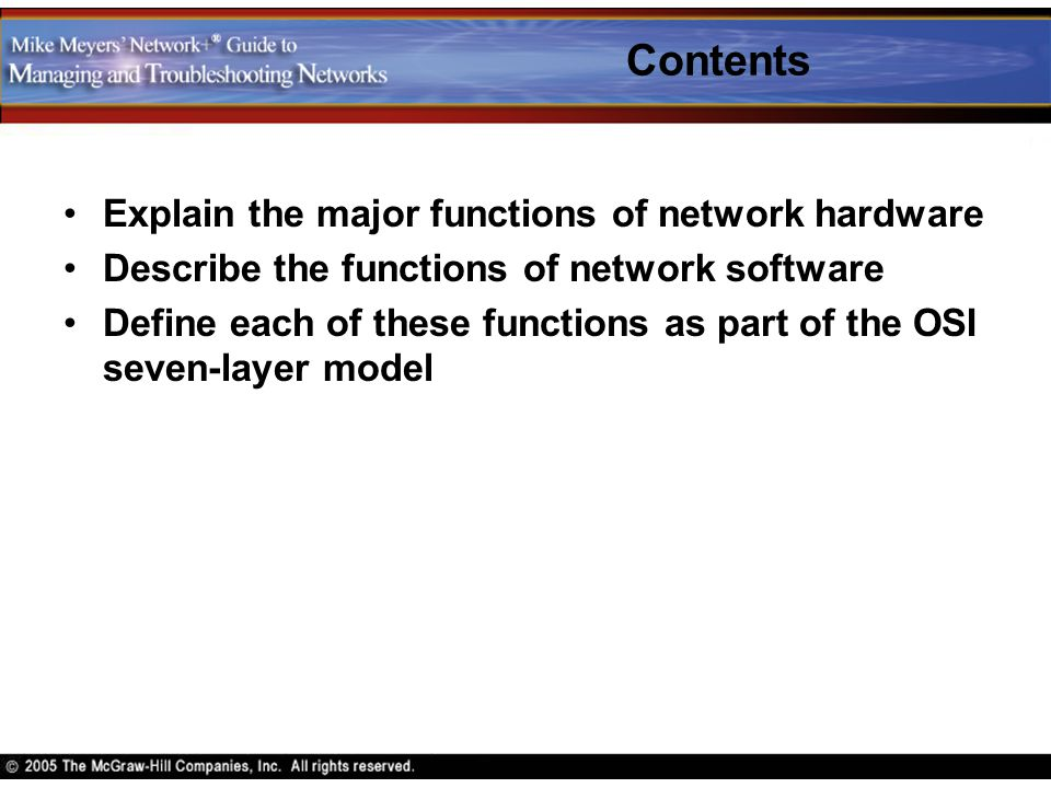 Routers A single network with single hub can only support up to 1,024 computers before the network becomes too slow Routers are used to chop large networks up into smaller ones