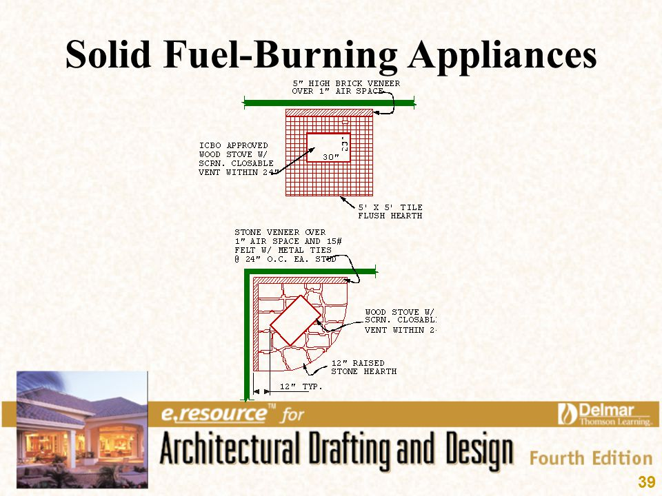 39 Solid Fuel-Burning Appliances