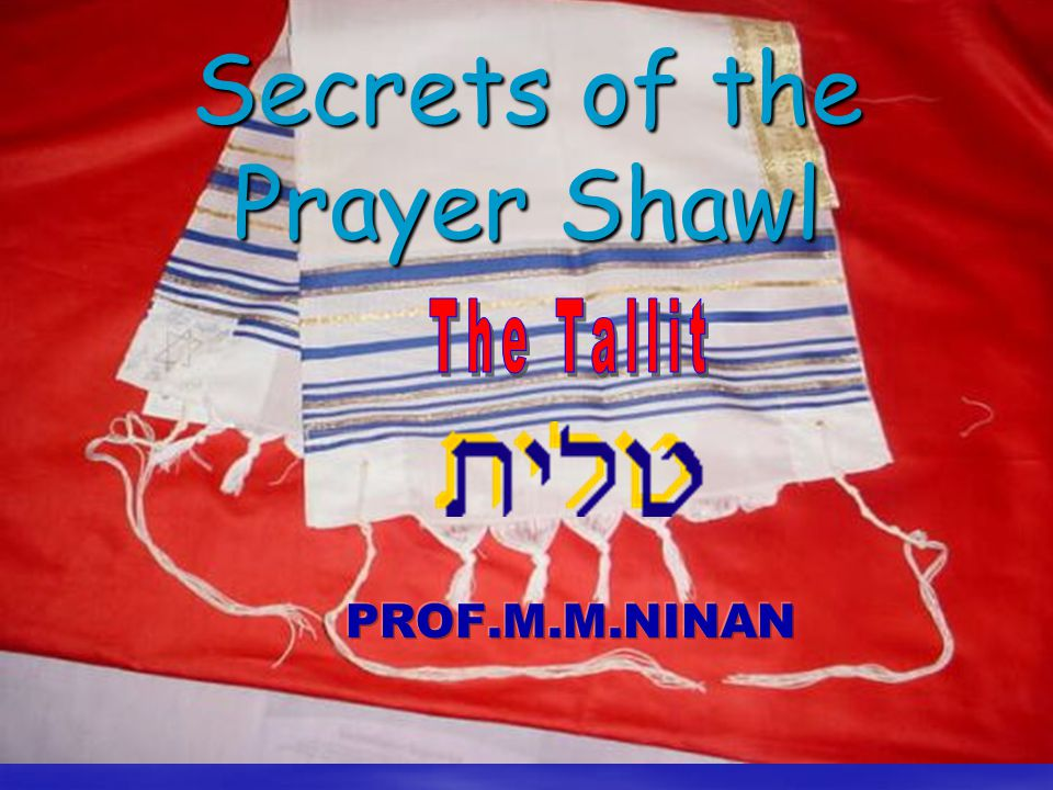 When the prophet Zechariah foretold that ten men will take hold of the skirt of a Jew and say we will go with you (Zech.