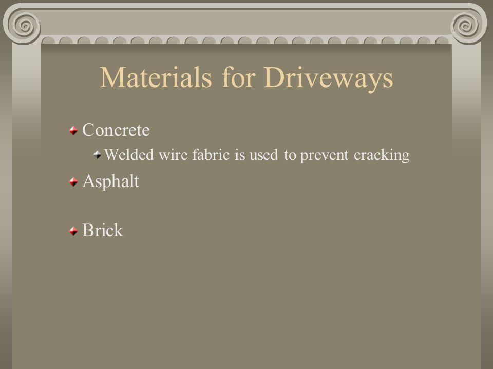 Materials Aluminum Wood Steel Fiberglass