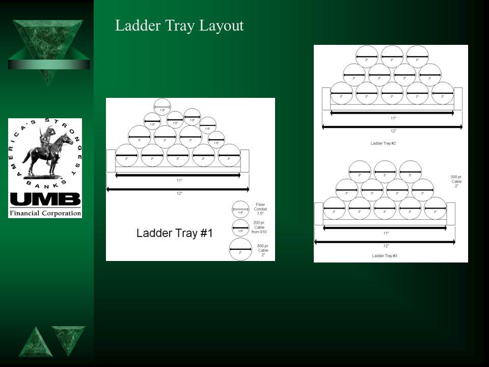 Ladder Tray Layout